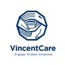 Vincent Care logo icon
