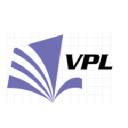 Vineland Public Library Newsletters logo icon