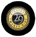 Vineyard 29 logo icon