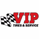 VIP Tires & Service logo