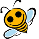 Viral Content Bee logo icon