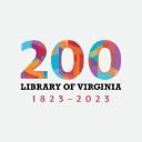 Virginia Memory logo icon