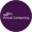 Virtual Computing logo icon