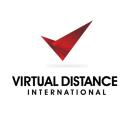 Virtual Distance International logo