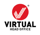 Virtual Head Office logo icon