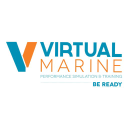 Virtual Marine logo icon