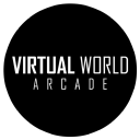 Virtual World Arcade logo icon