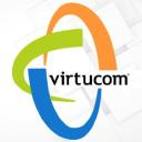 Virtucom logo icon