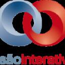 Visão Interativa Marketing e tecnologia Logo