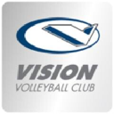 Vision Volleyball Club™ logo icon