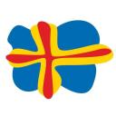 Visit åland +358 logo icon