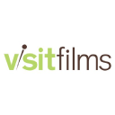Visit Films logo icon