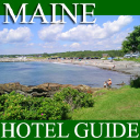 Visit Maine logo icon