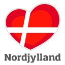 Visit Nordjylland logo icon