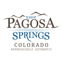 Pagosa Springs Colorado      Get In Touch logo icon