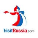Visit Russia logo icon
