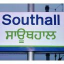 Visit Southall logo icon