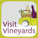 Visit Vineyards logo icon