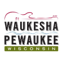 Waukesha Pewaukee Convention And Visitor Bureau logo icon