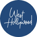 Visit West Hollywood logo icon