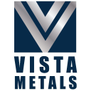 Vista Metals logo icon