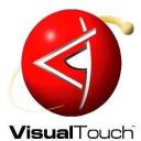 Visual Touch Pos logo icon