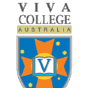 Viva College logo icon