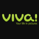 Viva Photography logo icon