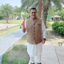 Vivek Bindra logo icon