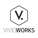 Vivid Works logo icon