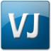 Vj Tech logo icon