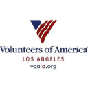Volunteers of America Los Angeles logo