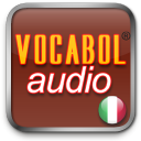 Vocabo Laudio logo icon