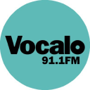 Curated By #Teamvocalo logo icon