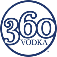 360 Vodka Logo