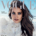 Vogue logo icon