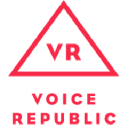 Voice Republic logo icon