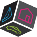 Voici Mon Bien logo icon