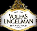Volfas Engelman logo icon