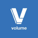 Volume logo icon