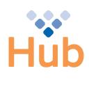 Volunteer Hub logo icon