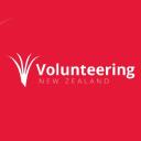Volunteering New Zealand logo icon
