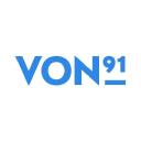 Von91 logo icon