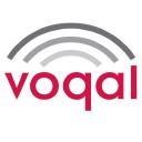 Voqal logo icon
