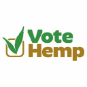 Vote Hemp logo icon