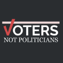 Voters Not Politicians logo icon