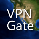 VPN Gate - Public Free VPN Cloud by Univ of Tsukuba, Japan Logo