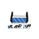 Vr & Fun logo icon