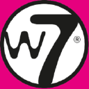 W7 Cosmetics logo icon