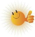 Waar Schijntde Zon Wel logo icon